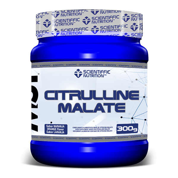 Resultado de imagen de Citrulina Malato Scientiffic Nutrition Citrulline Malate 300 gr.